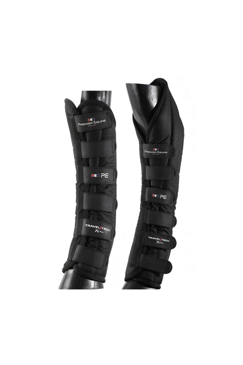 SS19 Travel Tech Xtra Travel Boots Black Front Back Main Image RGB 72 zoom
