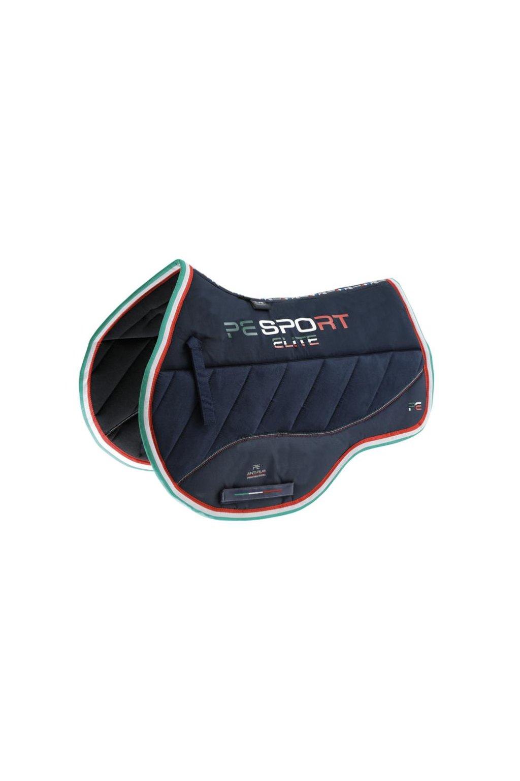 SS20 PE Sport Elite Italia Techno Suede GP Jump Square Navy Main Image 72 RG