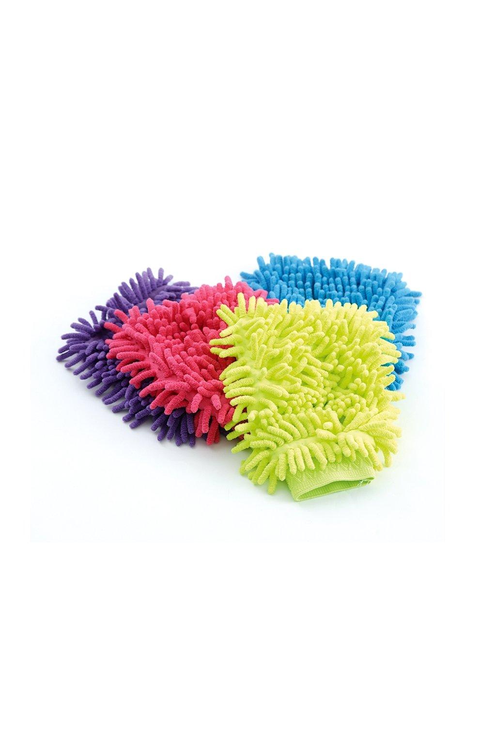 40 Microfibre Grooming Mitt Webx900