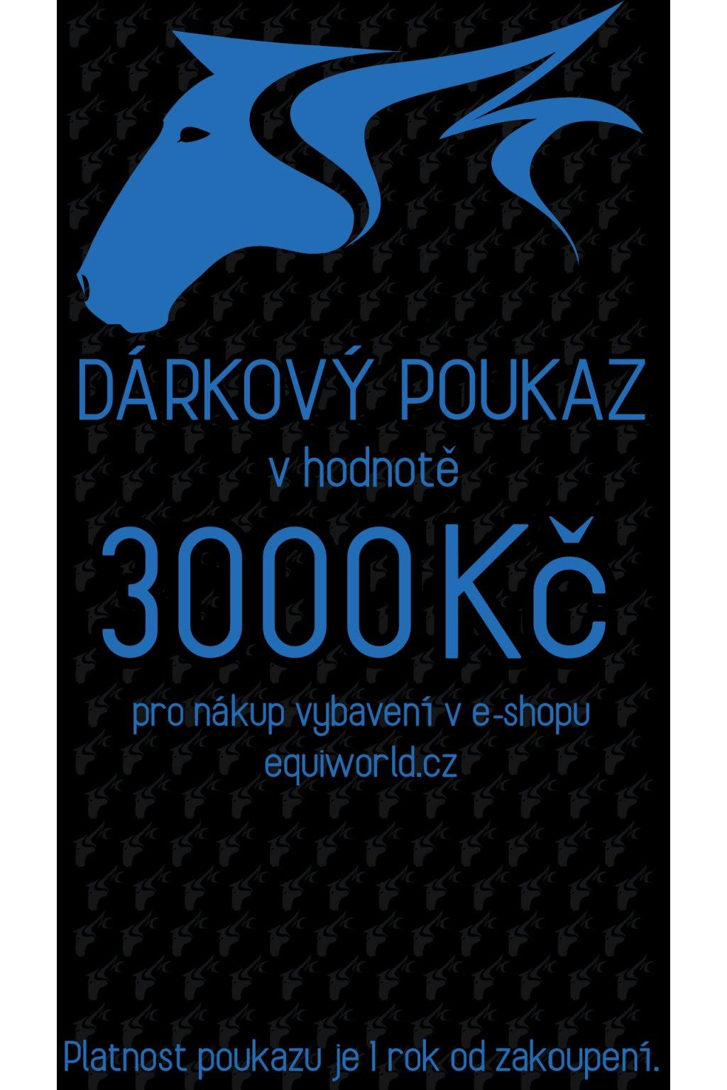 poukaz3000