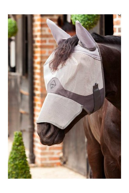 Maska Comfort Shield Luxury LeMieux, uši a nos
