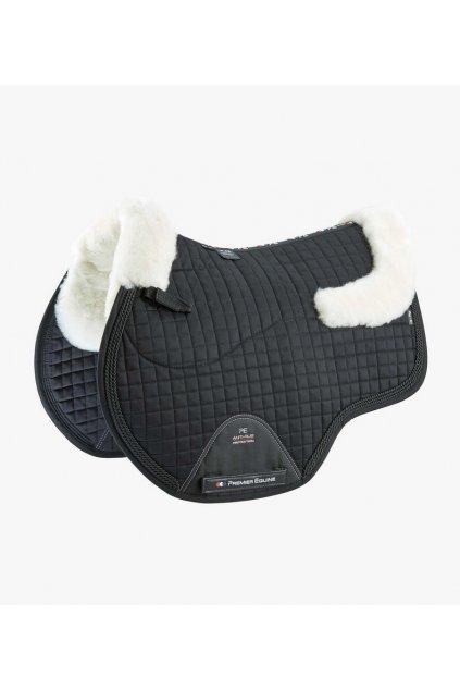 Merino Wool European Square Pad Premier Equine drezurní