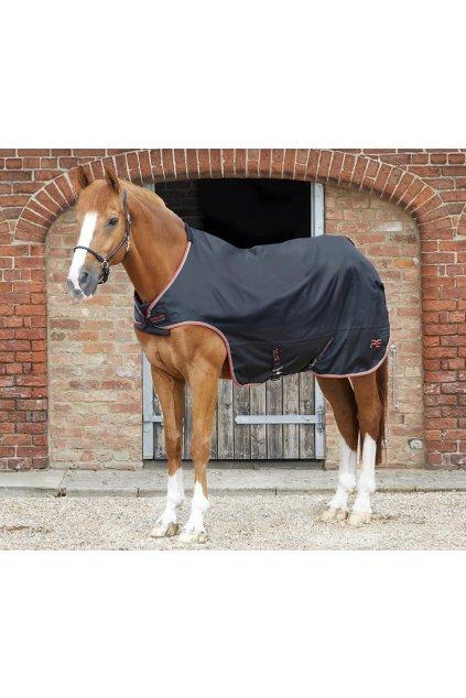 AW20 Horse Walker Rug 100g Black Main Image 72 RGB zoom