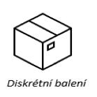 Diskrétní balení