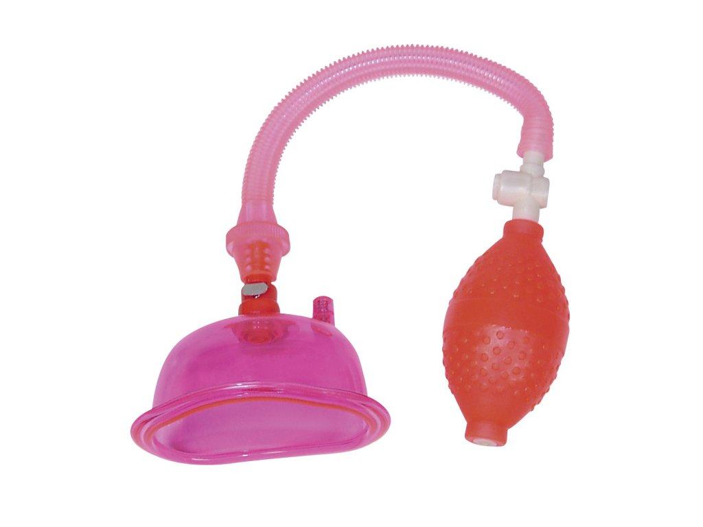 Vakuová pumpa dámská Pink Pussy Pump