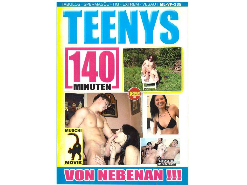 DVD - Teenys 140 min
