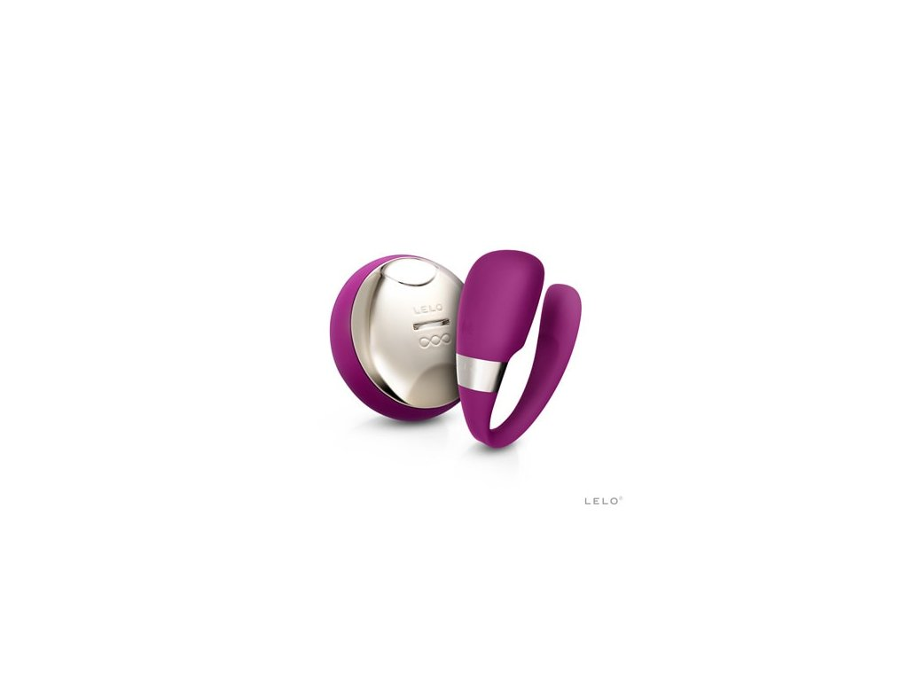 Lelo Tiani 3 - fialová