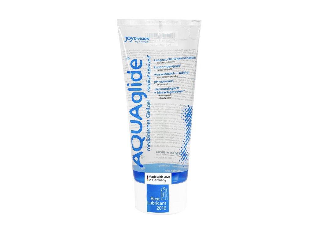 Lubrikační gel AQUAglide - velké balení 200ml