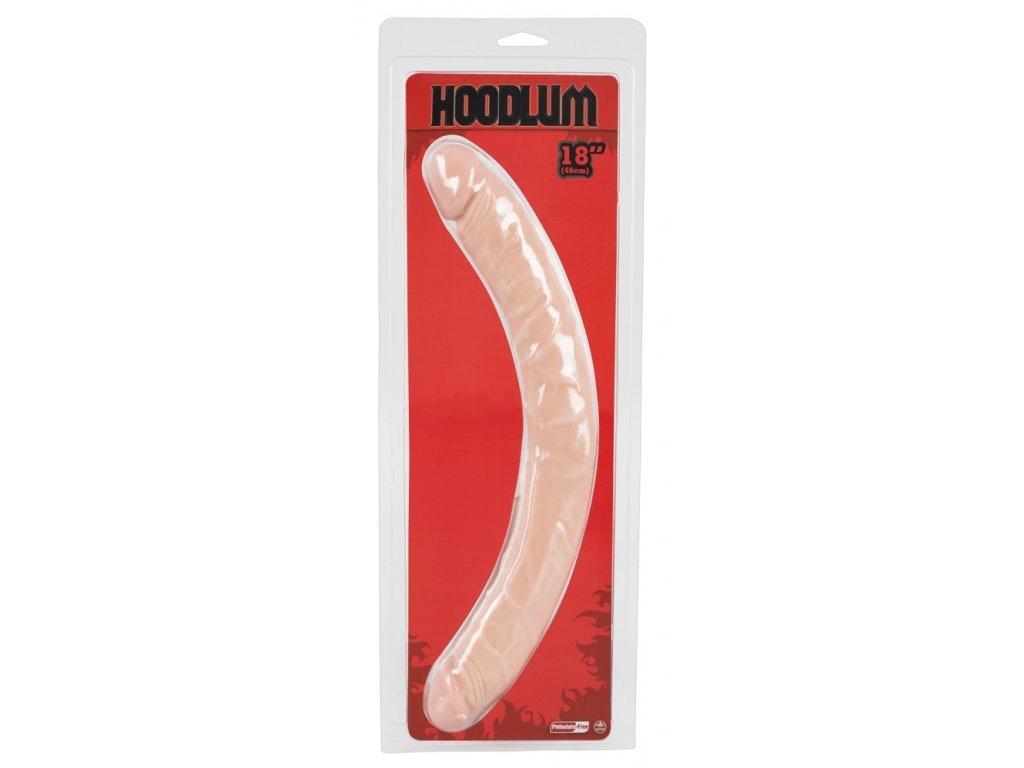Hoodlum 18 inch Double Dong
