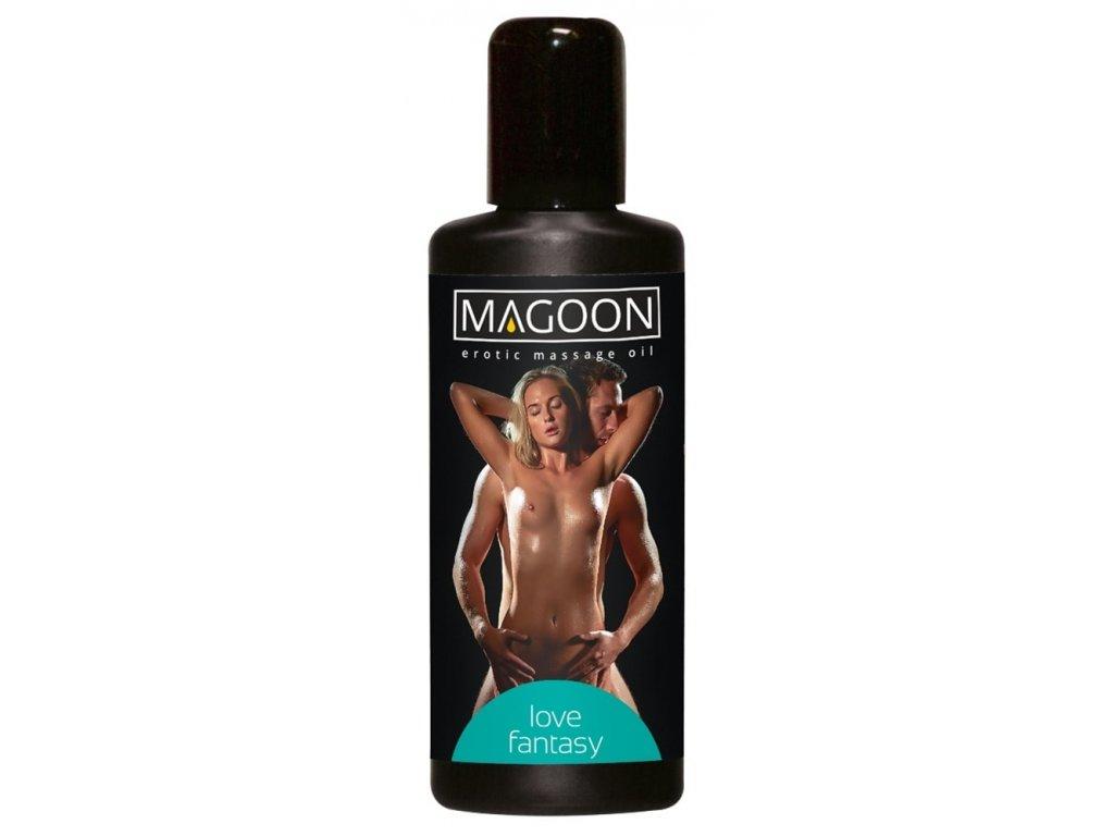 Love Fantasy Massage Oil 100ml