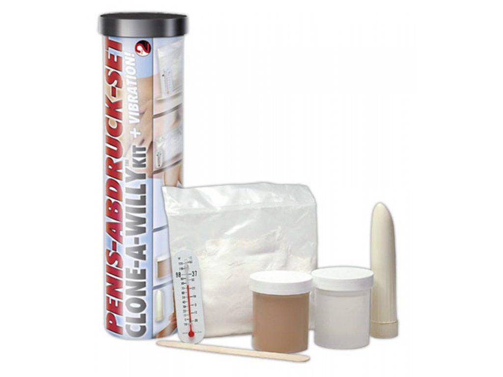 Cloneboy - Set pro odlitek penisu - vibrátor