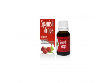 Španělské mušky malina - SpanishFly Raspberry Romance 15ml