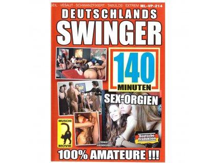 DVD - Swinger 100% Amateure 140 min