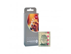 Kondomy Fun Factory Essentials-Mix 10
