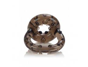 Erekční kroužek na penis a varlata - All Star Enhancer Ring