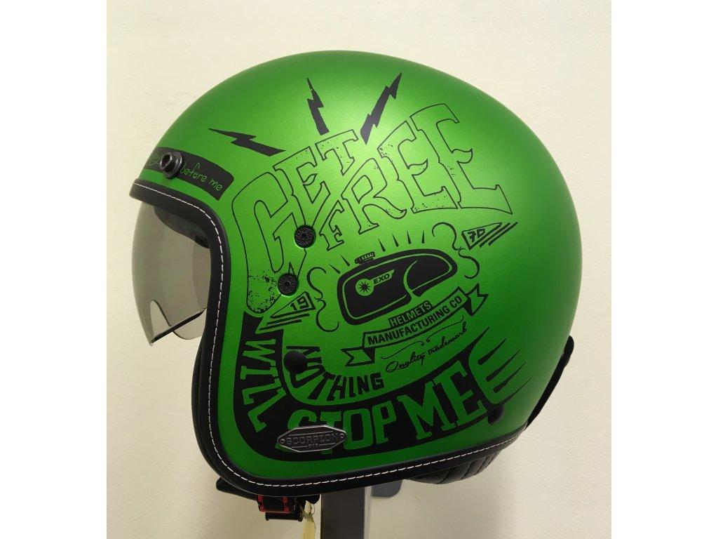 Scorpion Belfast Fender