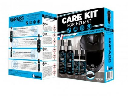 CARE KIT HELMET