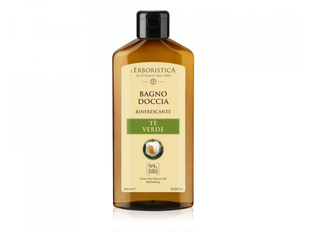 Erboristica Sprchový gel s vůní zeleného čaje 400 ml