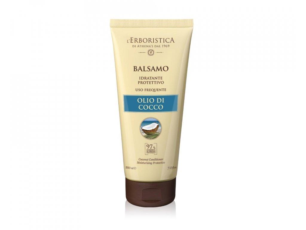 Erboristica COCCO Kondicionér vlasový s kokosovým olejem 200 ml
