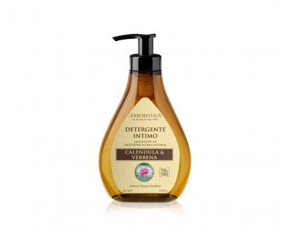 Erboristica Sprchový gel pro intimní hygienu s měsičkem a verbenou 250 ml