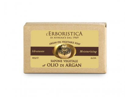 Erboristica Mýdlo tuhé s arganovým olejem 125 g