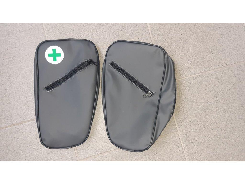 Boční kapsa zavazadlového prostoru Škoda Felicia - Pár, druho výroba