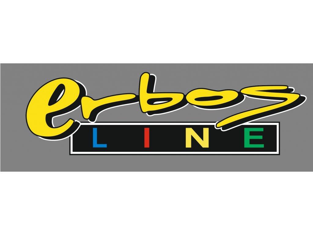 Samolepka erbos line- pár