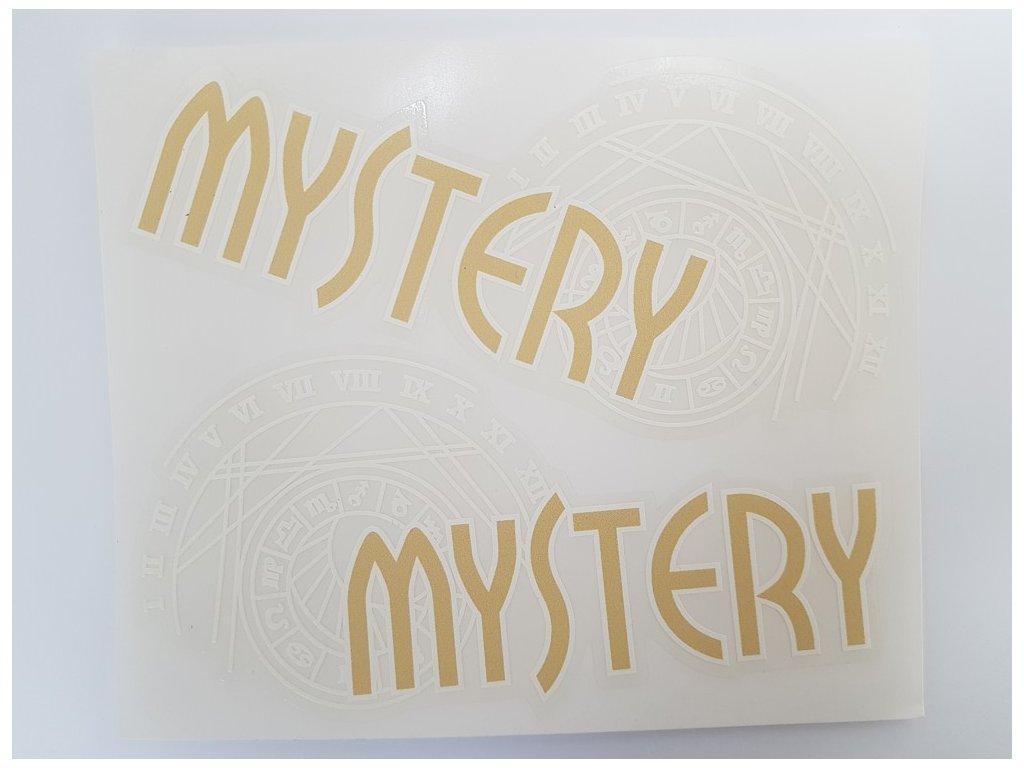 Samolepka edice  Škoda Felicia Mystery - pár