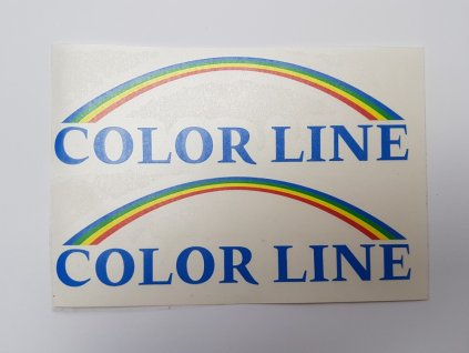 Samolepka edice  Škoda Felicia Color Line