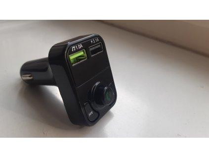 FM transmitter Podporuje Bluetooth