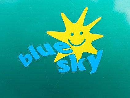 Samolepka edice  Škoda Felicia Blue Sky- pár