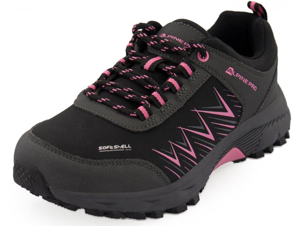 Dámské boty Alpine Pro AVERY 411G černá