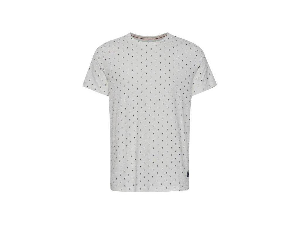 Pánské tričko Blend 20712438 110602 bílá