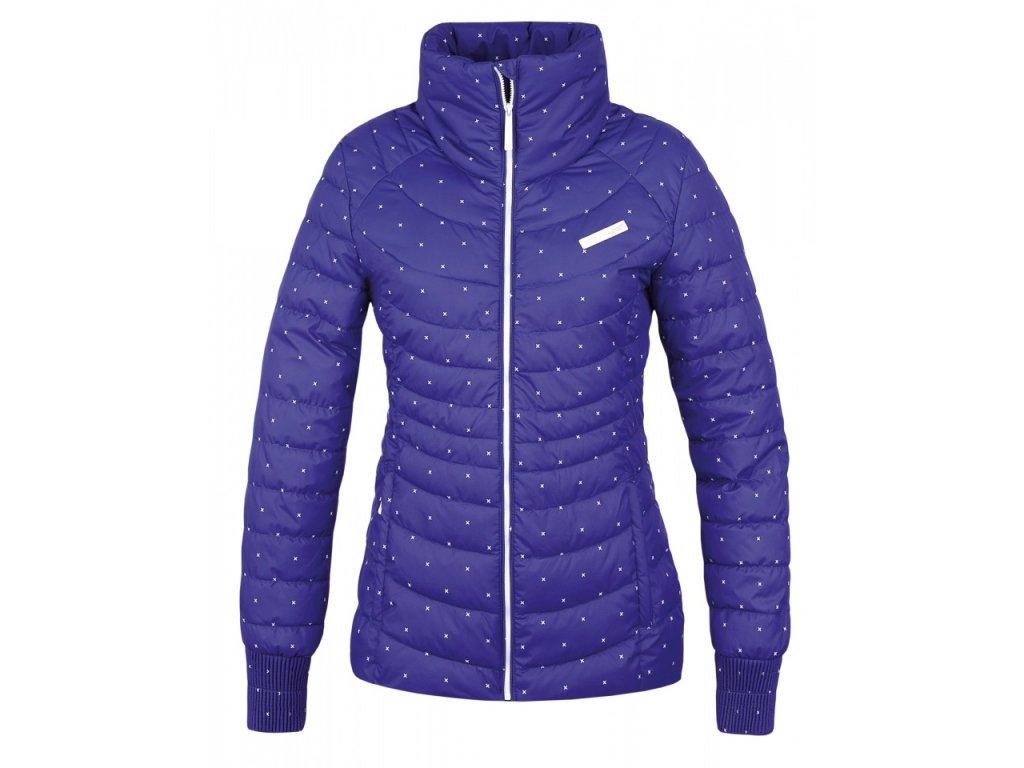 Dámská zimní bunda oap IEVKA M64X fialová