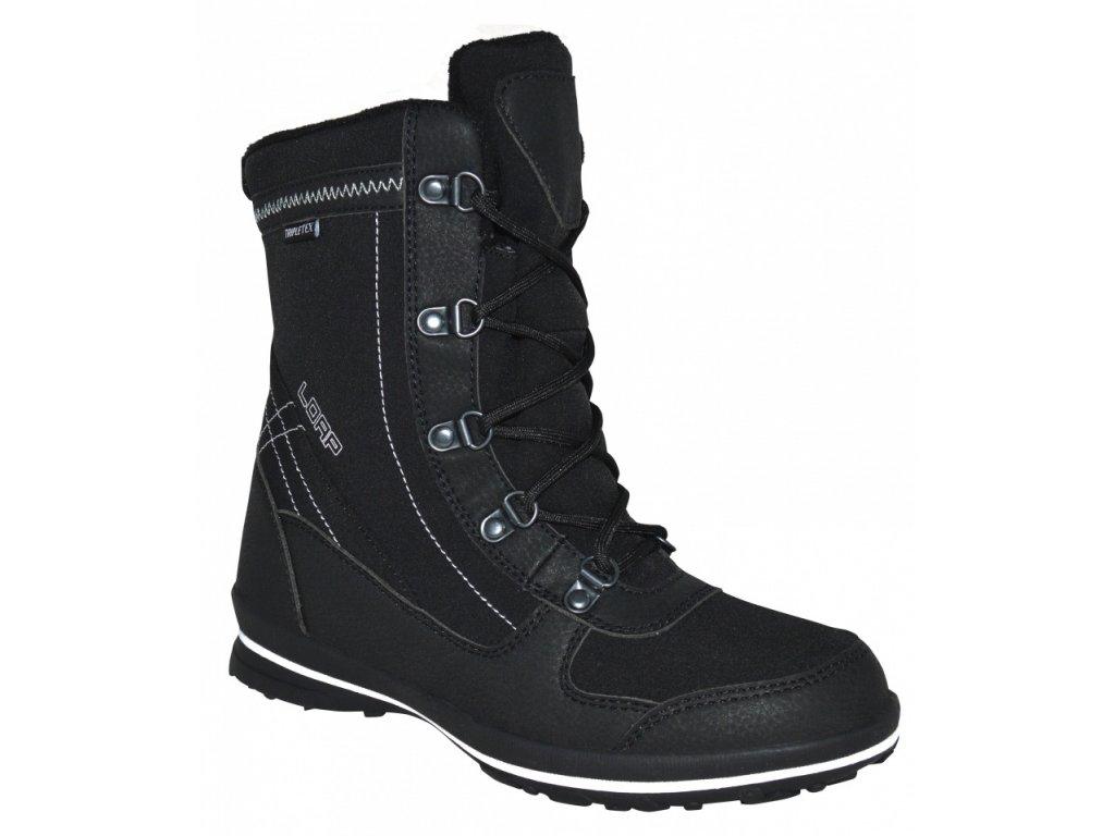 Dámské zimní boty Loap DENIA V11A černá