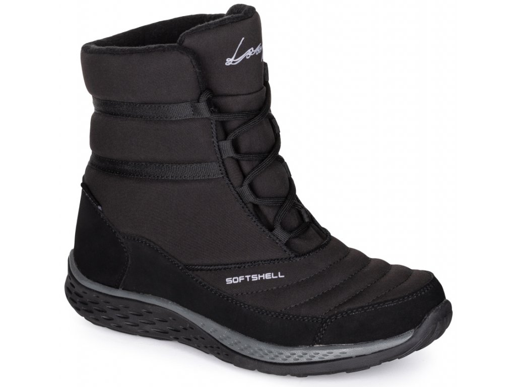 Dámské zimní boty Loap FERMATA V11A černá