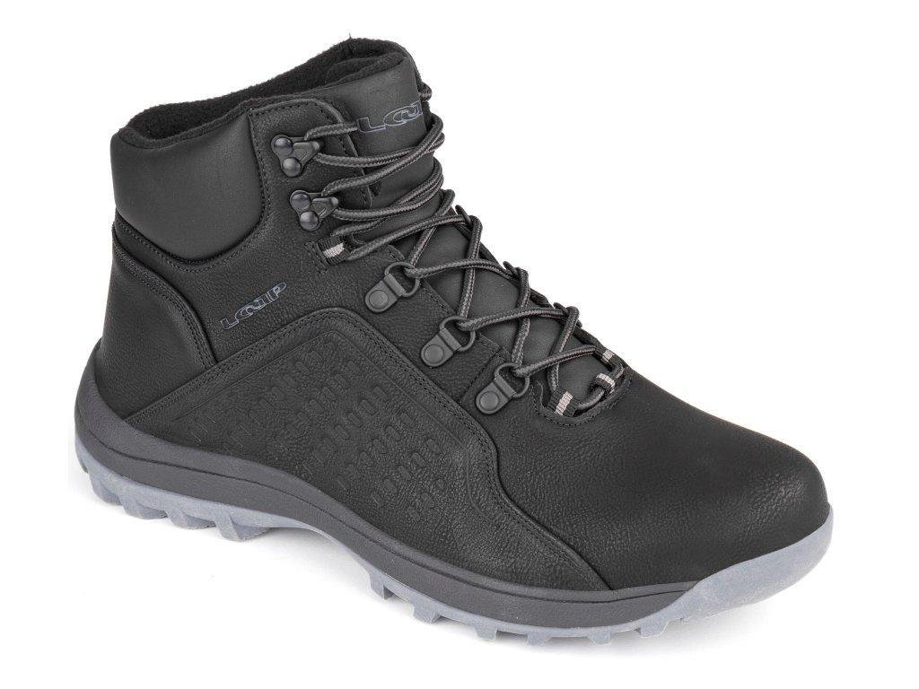 Pánské zimní boty Loap CASP V11 černá