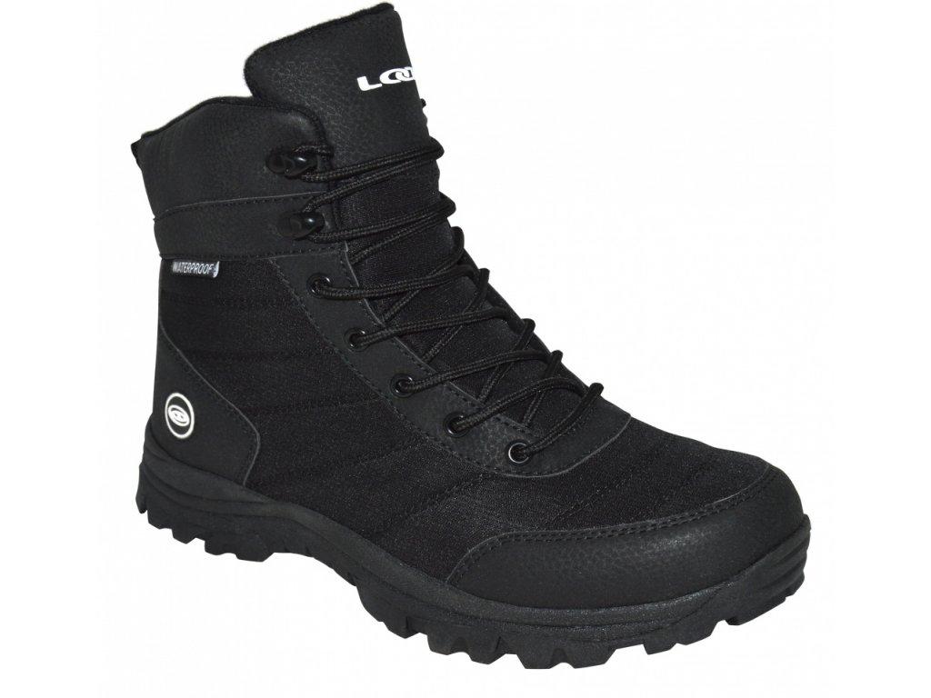 Pánské zimní boty Loap TRITON V11V černá
