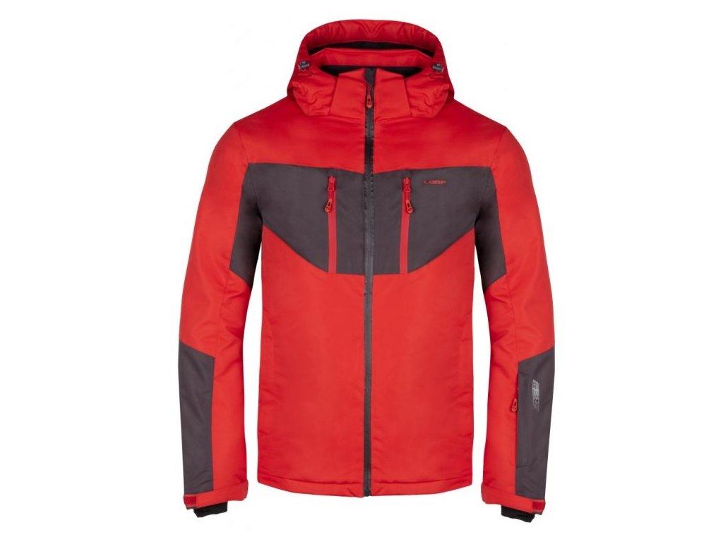 Pánská lyžařská bunda Loap LANDER G20T červená
