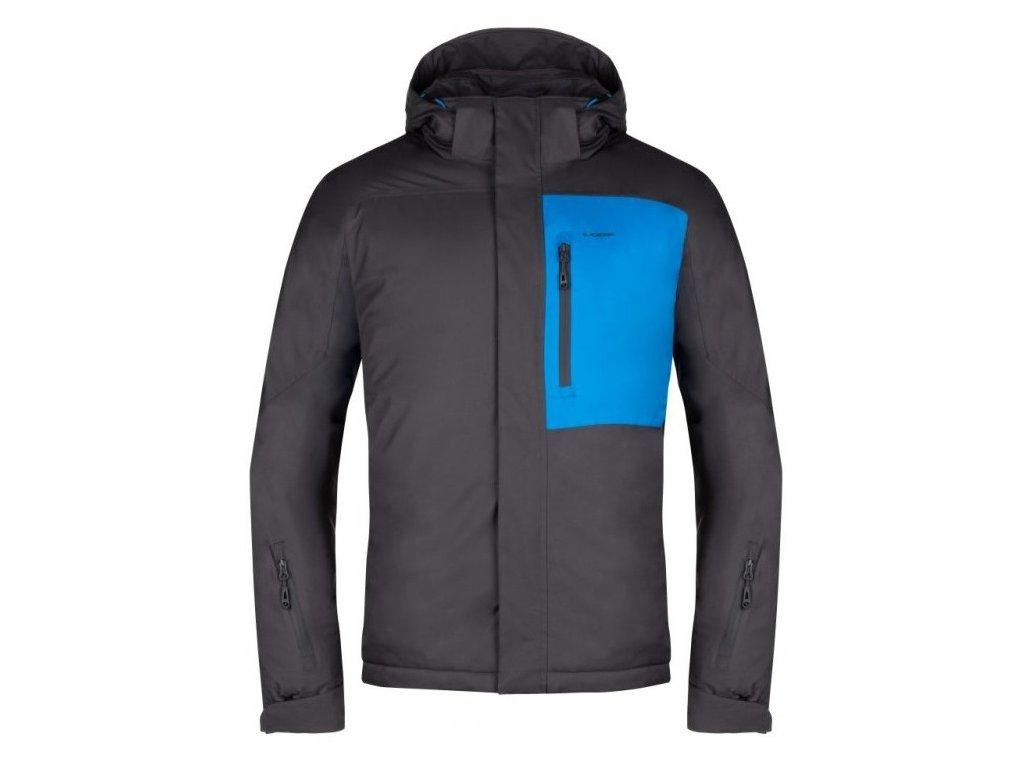 Pánská lyžařská bunda Loap FOSLEY T71I šedá