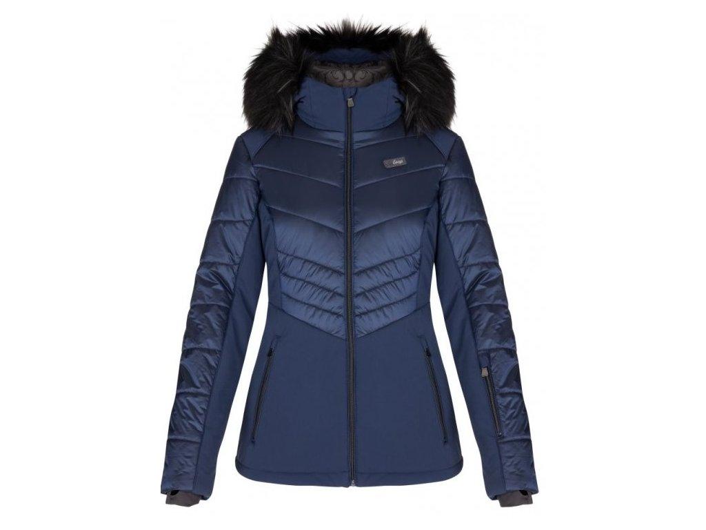 Dámská lyžařská bunda Loap ODIANA L23L modrá