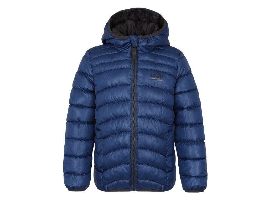 Dětská bunda Loap INFERY L91T modrá