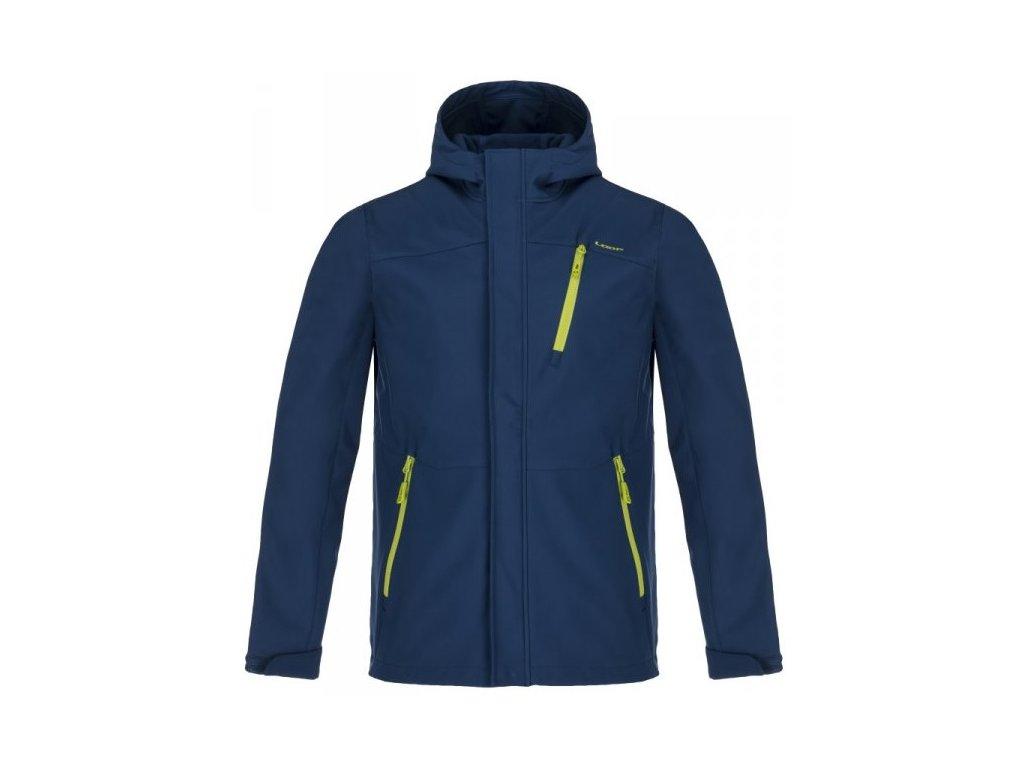 Pánská bunda Loap LOMBARD 50 modrá