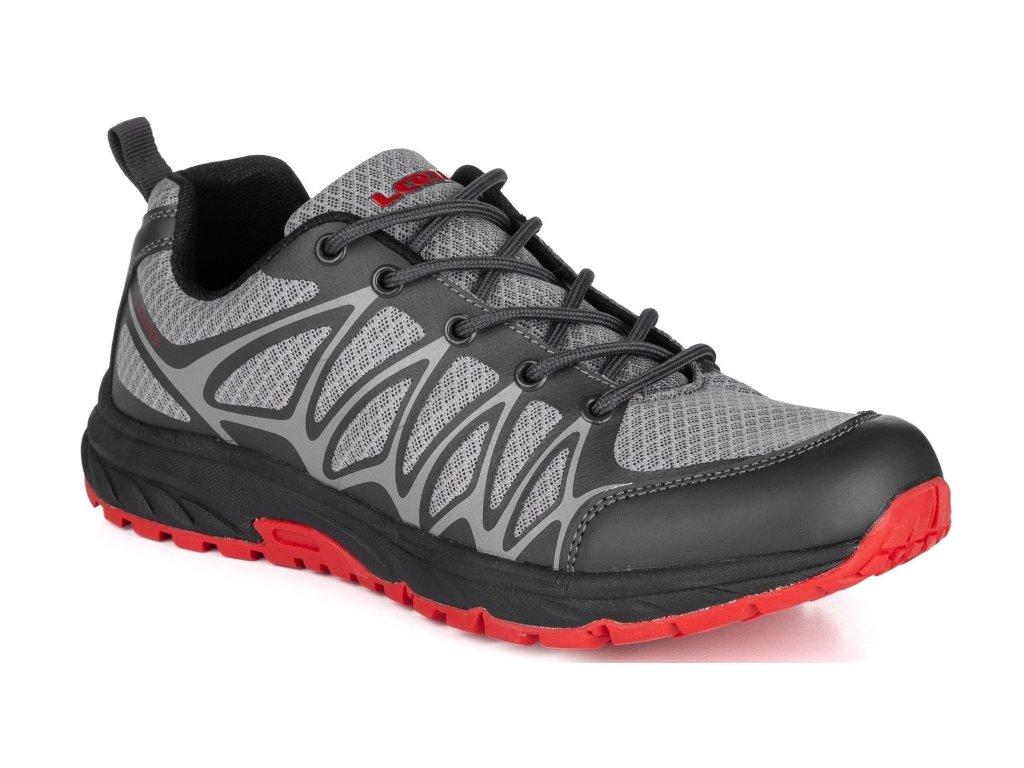 Pánské boty Loap BIRKEN T73G šedá