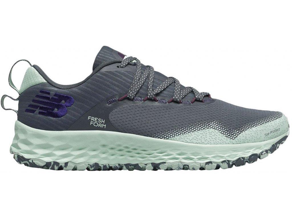 Dámské běžecké boty New Balance WTKYM T2 šedá