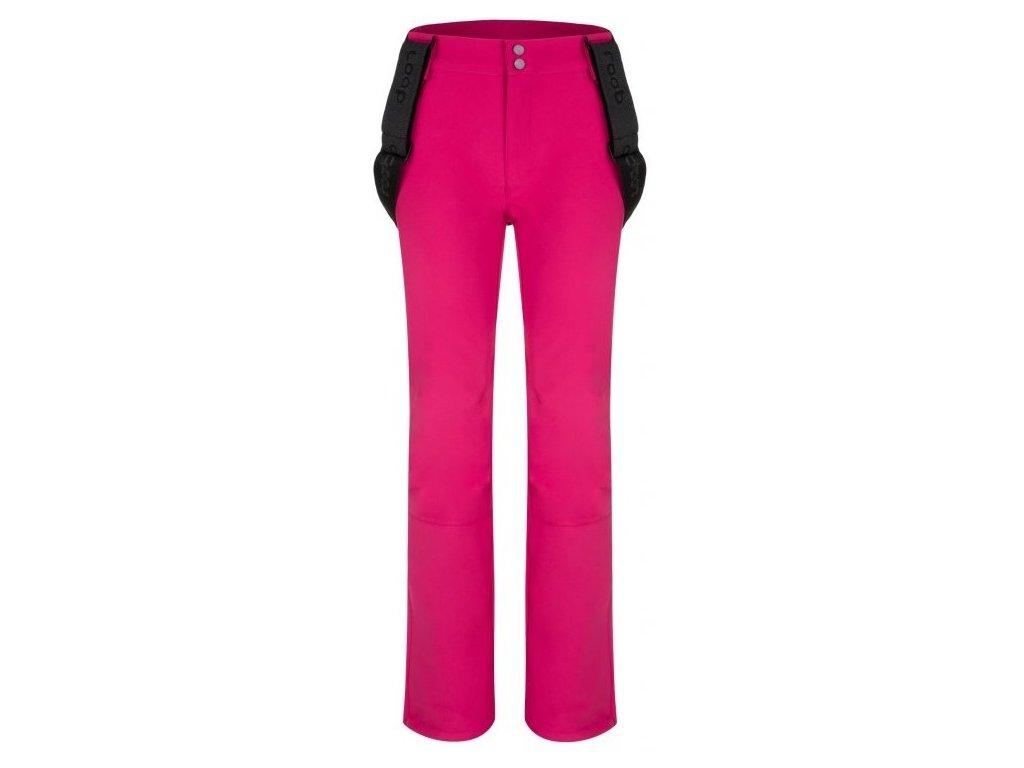 Dámské lyžařské kalhoty Loap LYDENA H20H růžová