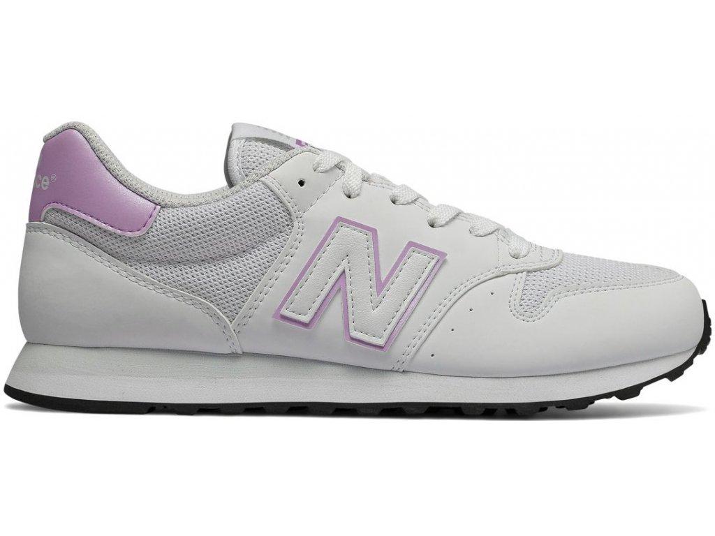 Dámská lifestylová obuv New Balance GW500 SWV bílá