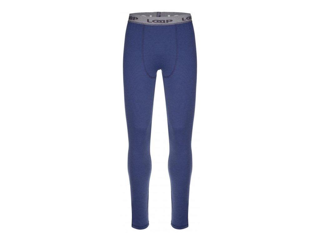 Pánské termo kalhoty Loap PETTE L13XL modrá