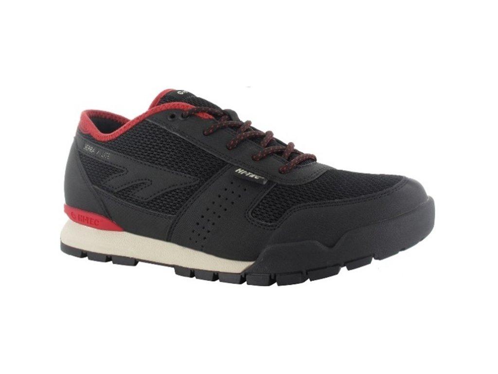 sierra x lite low black red