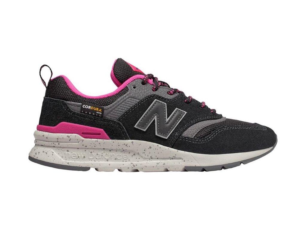 Dámská lifestylová obuv New Balance CW997 HOB černá